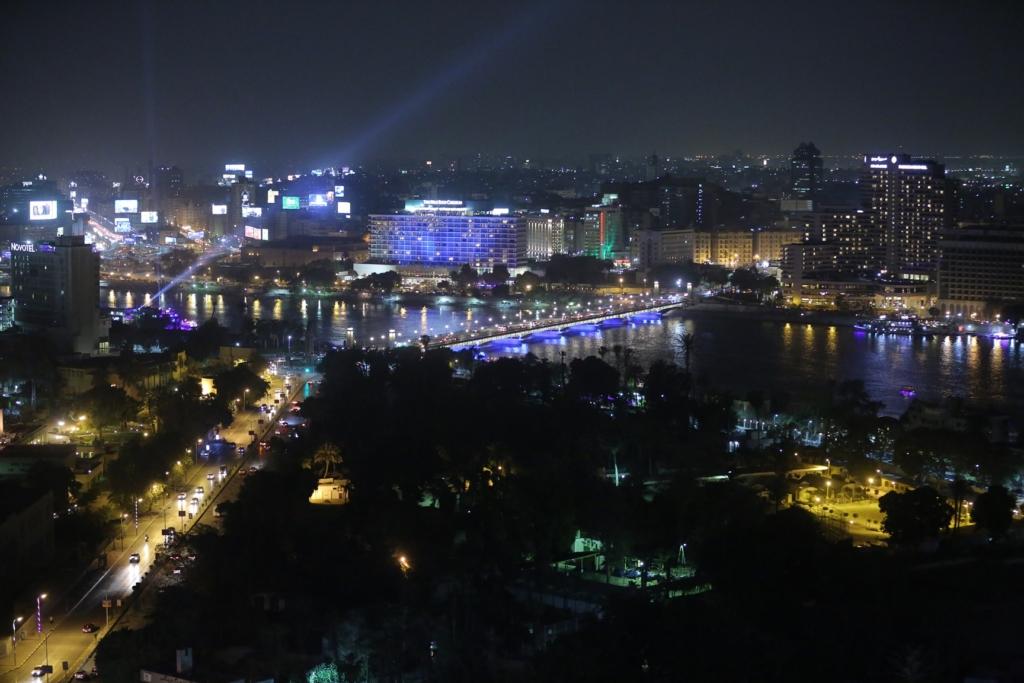 Kair i nocna wizyta w piramidzie Cheopsa