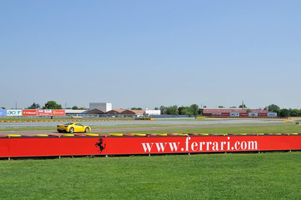 W krainie Ferrari