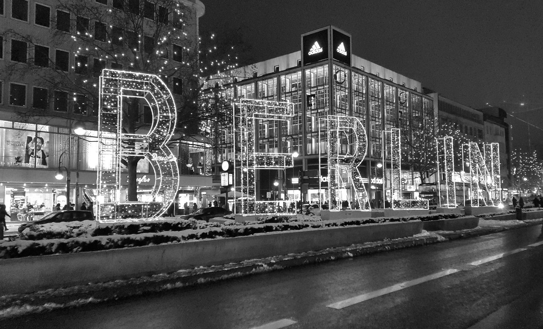 Jestem Berlińczykiem, to moje ulubione miasto.
