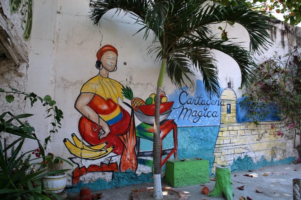 Cartagena, Kolumbia