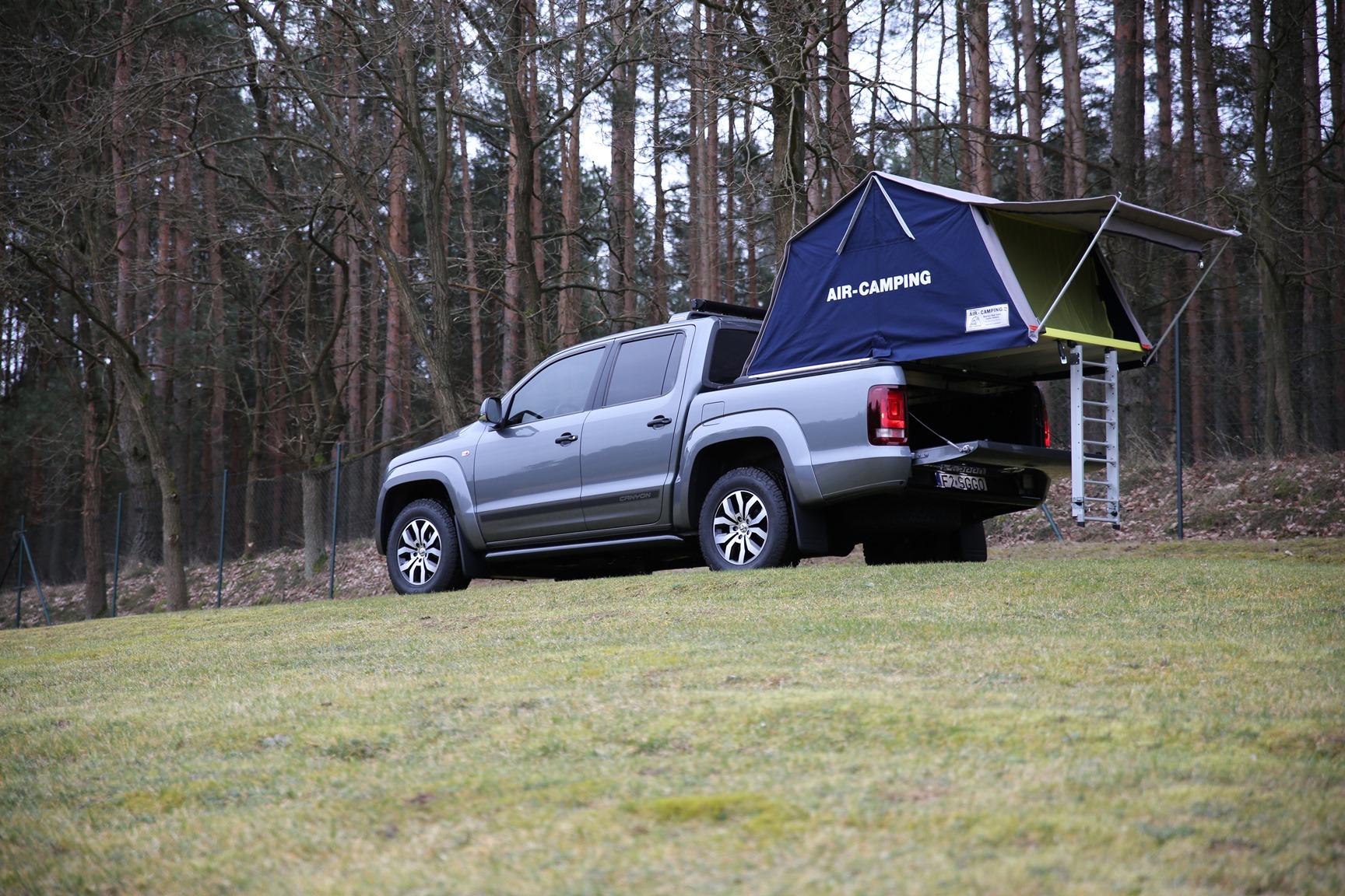 """VW Amarok – nowy """"kompan"""" do dalekich podróży"""