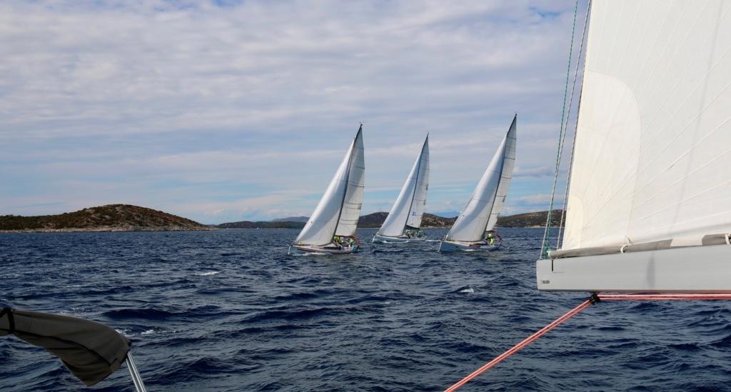X Mistrzostwa Branży Budowlanej w Żeglarstwie Morskim
